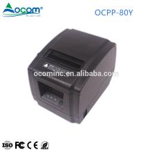 OCPP-80Й 200мм/с дешевые 80мм USB на ККМ термальный чековый принтер с автоматическим резаком