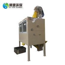 Máquina de clasificación electrostática de chatarra de plástico y aluminio