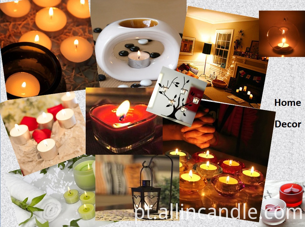 Aluminium tealight wholesale