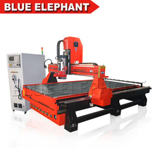 Economic linear atc cnc router machine with Soft limit switch