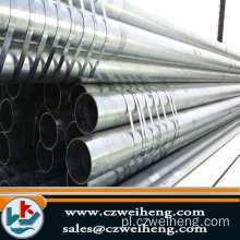 Chiny dostaw Erw Steel Pipe