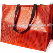 new pattern sparkling custom pp non woven promotional bag