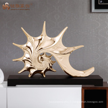 Custom résine morden sculpture room decor embellishment art
