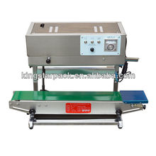 DBF-900LW máquina de selagem de banda contínua8