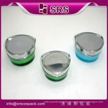 Recycling Kunststoff Kosmetik Verpackung Big Face Maske Jar