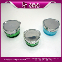Recyclage Plastic Cosmetic Packaging Big Face Mask Jar