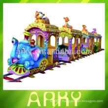 Train d'attractions électriques pour enfants