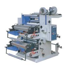 Impressora flexível de duas cores