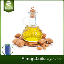 Sweet almond oil can help prevent hair loss
