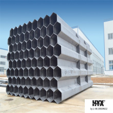 Electric Conductive FRP Pipe for Wesp System