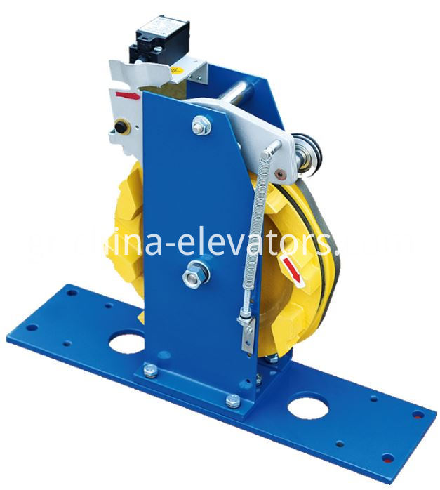 Overspeed Governors for MR Elevators, Unidirectional OSR-UD-2