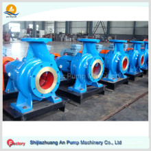 Pompe centrifuge centrifuge électrique de traitement chimique à base de PTFE