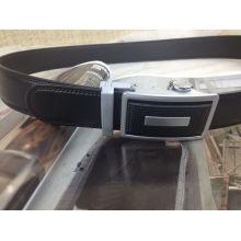 Men Ratchet Leather Belt (A5-140707)