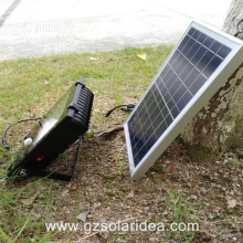 IP65 Waterproof Solar Infrared sensor flood light