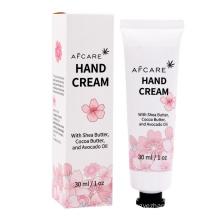 Cherry Blossom Hand Cream Nourish Hand and Foot Skin Anti-Wrinkle Lasting Fragrance Lift and Tight Sakura Skin