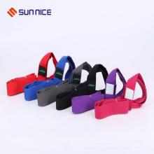 Neue Produkte Verstellbare Yoga Matte Tragegurte mit Schnalle