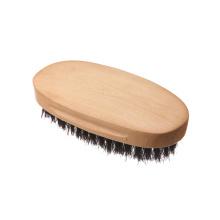 FQ marca private label personalizado homens barba escovas 100% javali pêlos cabelo barba escova