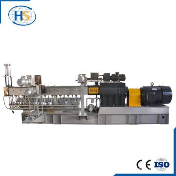 Máquina de composição de grânulos de plástico de fibra de vidro para granular