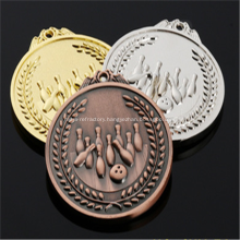 medals for bowling ball game