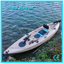 Cheap Sea Kayak Sit on Top Fishing Sail Boat