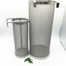 300 Mikron Hop Filter Spider Sieb Edelstahl Bier Mesh Sieb für Hausbrauen Fass Ausrüstung