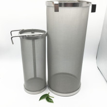 300 Micron Hop Filter Spider Strainer Stainless steel Beer Mesh Strainer for Home brew Kegging equipment