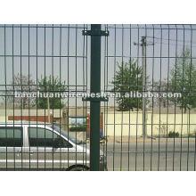 Malla de foso / malla de acero de hormigón / malla de alambre de acero reforzado con malla de alambre