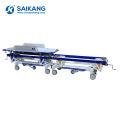 SKB041-B Chariot de patient en métal de meubles d'hôpital