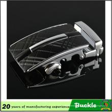 Boucle de ceinture en fer de haute qualité de fer de perle, boucle de ceinture faite sur commande