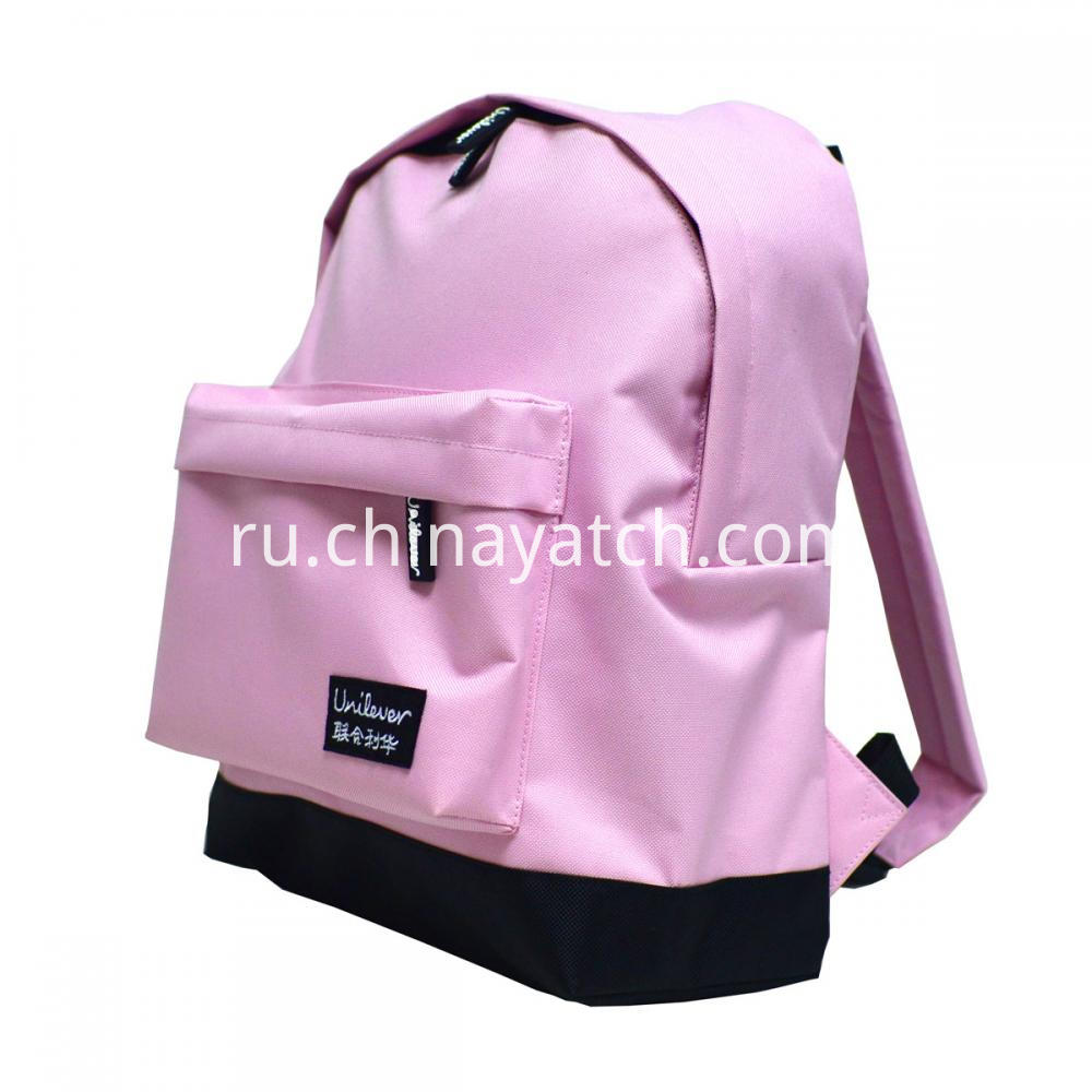 Pink Backpack For Girl