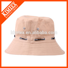 Wholesale polyester blank bucket hat