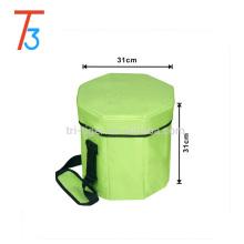 saco refrigerador isolado descartável do refrigerador da garrafa de água do saco