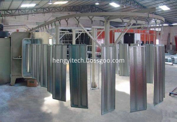 metal spraying equipment