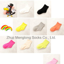 Rolled Cuff Baby Cotton Socks Kein Tight Feeling Sehr bequeme Verschleiß Socken
