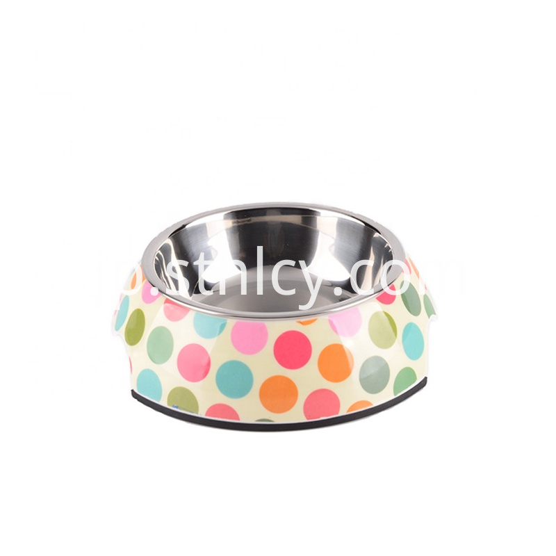 Stainless steel pet bowl (2)