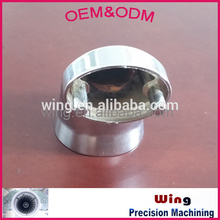 customized rail and handrail base plate cover