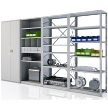 Prateleiras de aço ajustáveis prateleiras de armazenamento