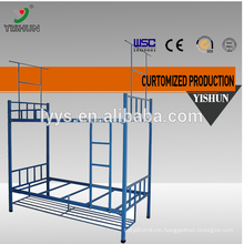 2017 Black Double Military Metal Bunk Beds