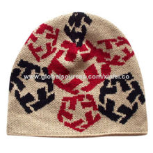 Hot custom knitted hat for saleNew