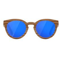 Fabricantes que vendem óculos de sol de madeira de alta qualidade retro novos 2018 polarizados
