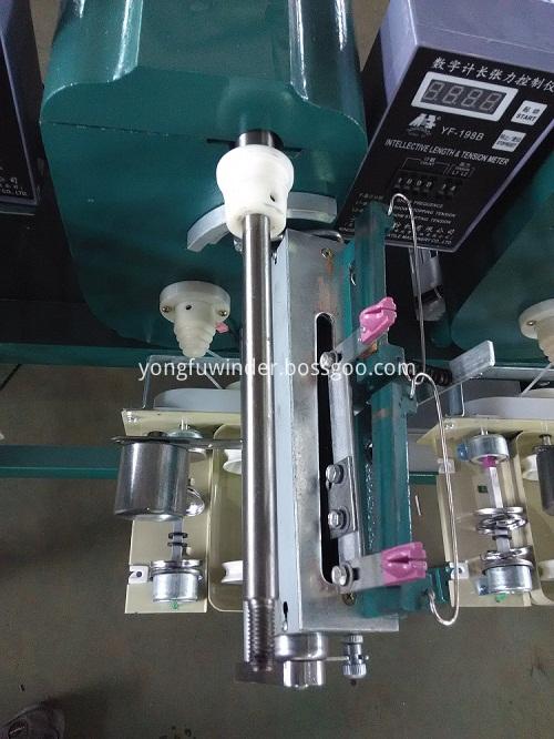 Yarn Reeling Machine