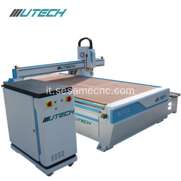 CNC Router Machine for Woodworking with rotary