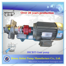 2017 Hot Selling KCB oil transfer gear pump for lubricating oil .
