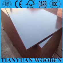Madeira compensada de 12mm / 15mm / 18mm Ffp / molde concreto / madeira compensada de cofragem