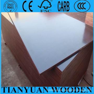 12mm/15mm/18mm Ffp Plywood/Concrete Formwork/Shuttering Plywood
