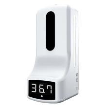 Dispensador de jabón automático con sensor de infrarrojos sin contacto