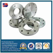 ISO 9001 Juntas de tubo Brida de tubo Brida de acero de aleación