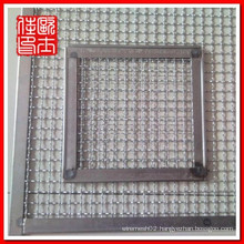 Manufactory crimped wire netting/sheet