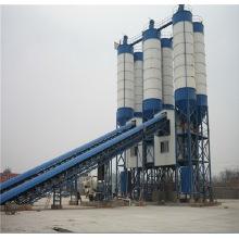 Planta mezcladora de hormigón HZS75 que produce 75m3 / h