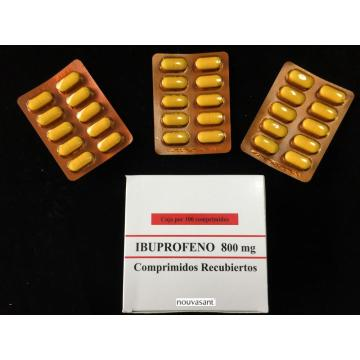 Ibuprofen Tablet BP 800MG
